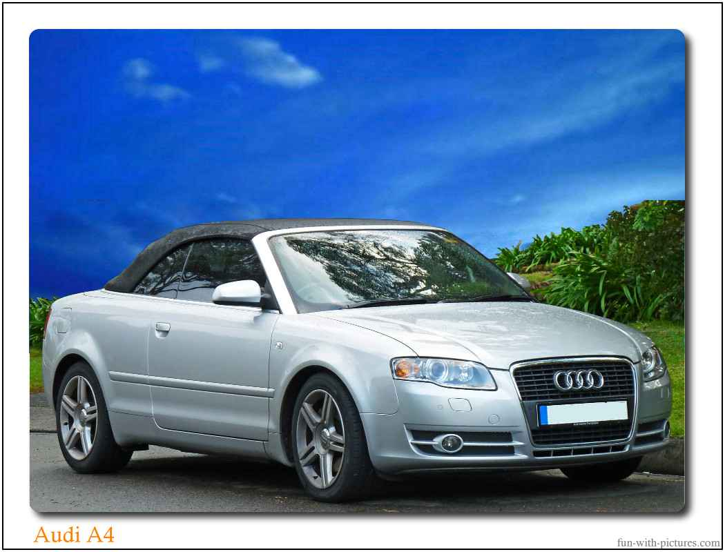 audi a4 car. Black Bedroom Furniture Sets. Home Design Ideas