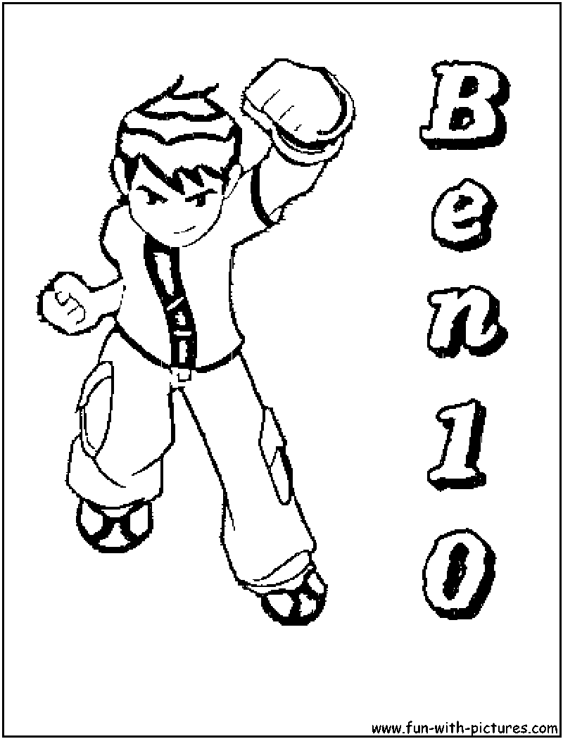 Similiar Ben 10 Outline Keywords