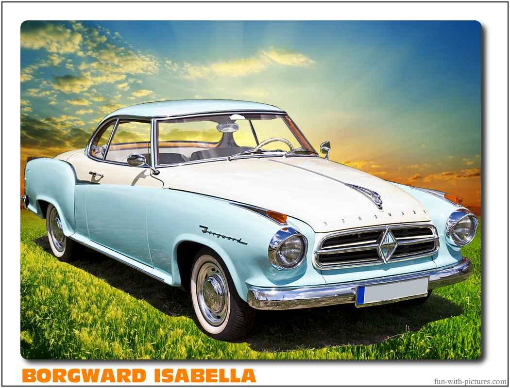 Borgward Isabella Car