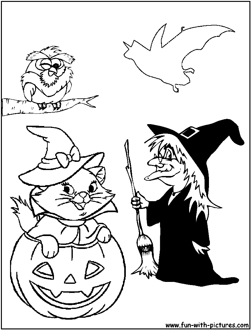 pussyfoot coloring pages - photo#20