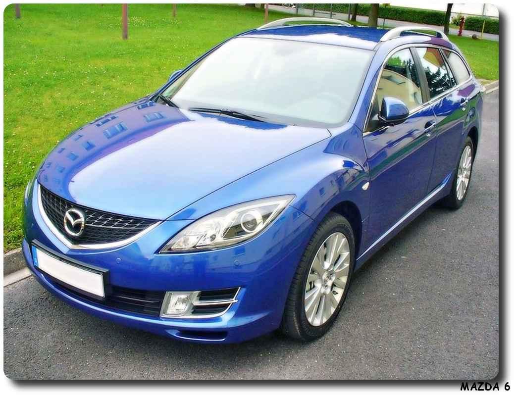 Mazda 6 Car