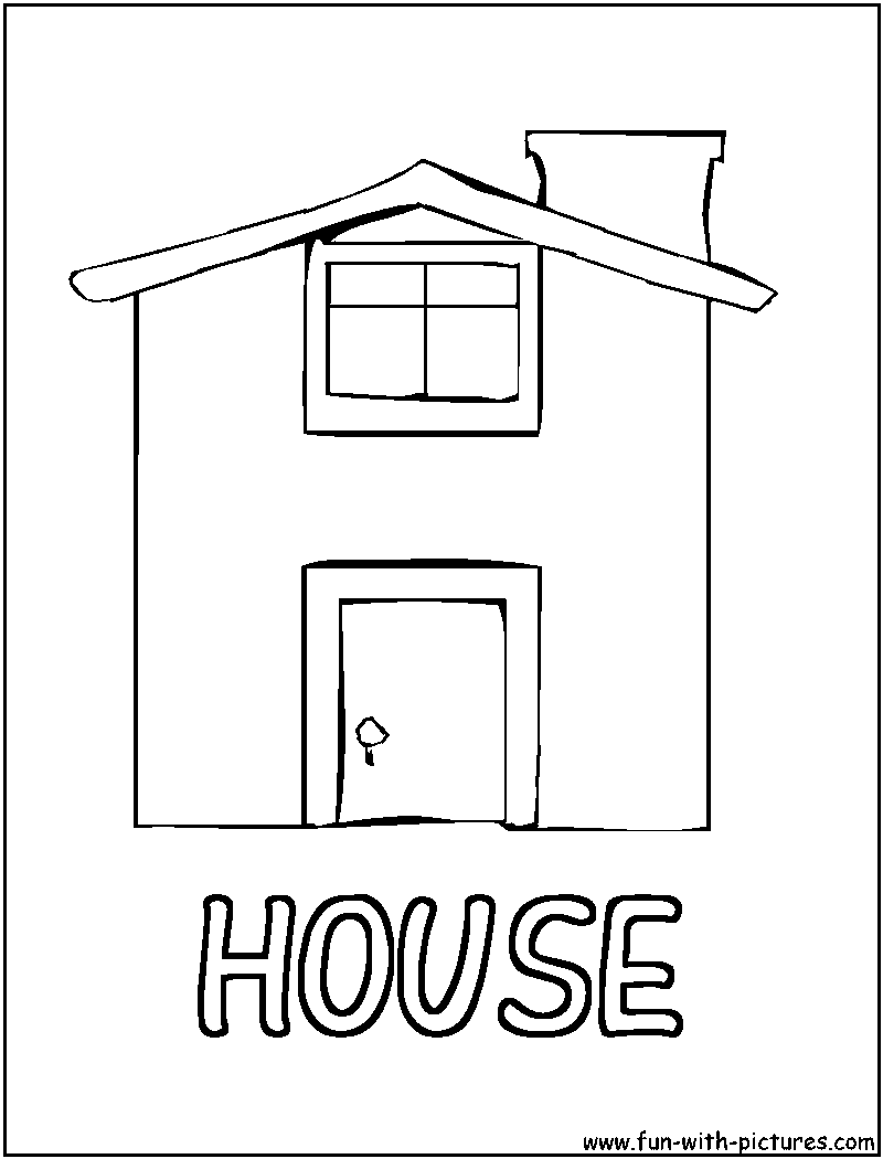 h coloring pages for kids - photo #44