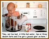 Funny Picture - jacuzzi cooker