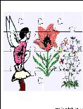 printable flowerfairy jigsaw