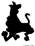 scooby doo silhouette