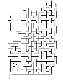 printable train maze