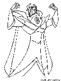Zurg Coloring Page